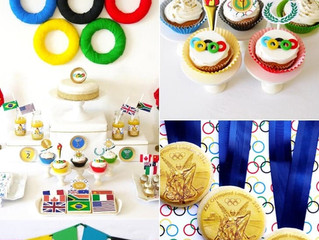 Kids Olympics Birthday!