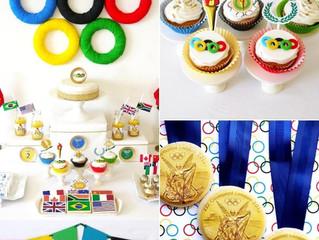 Kids Olympics Birthday!