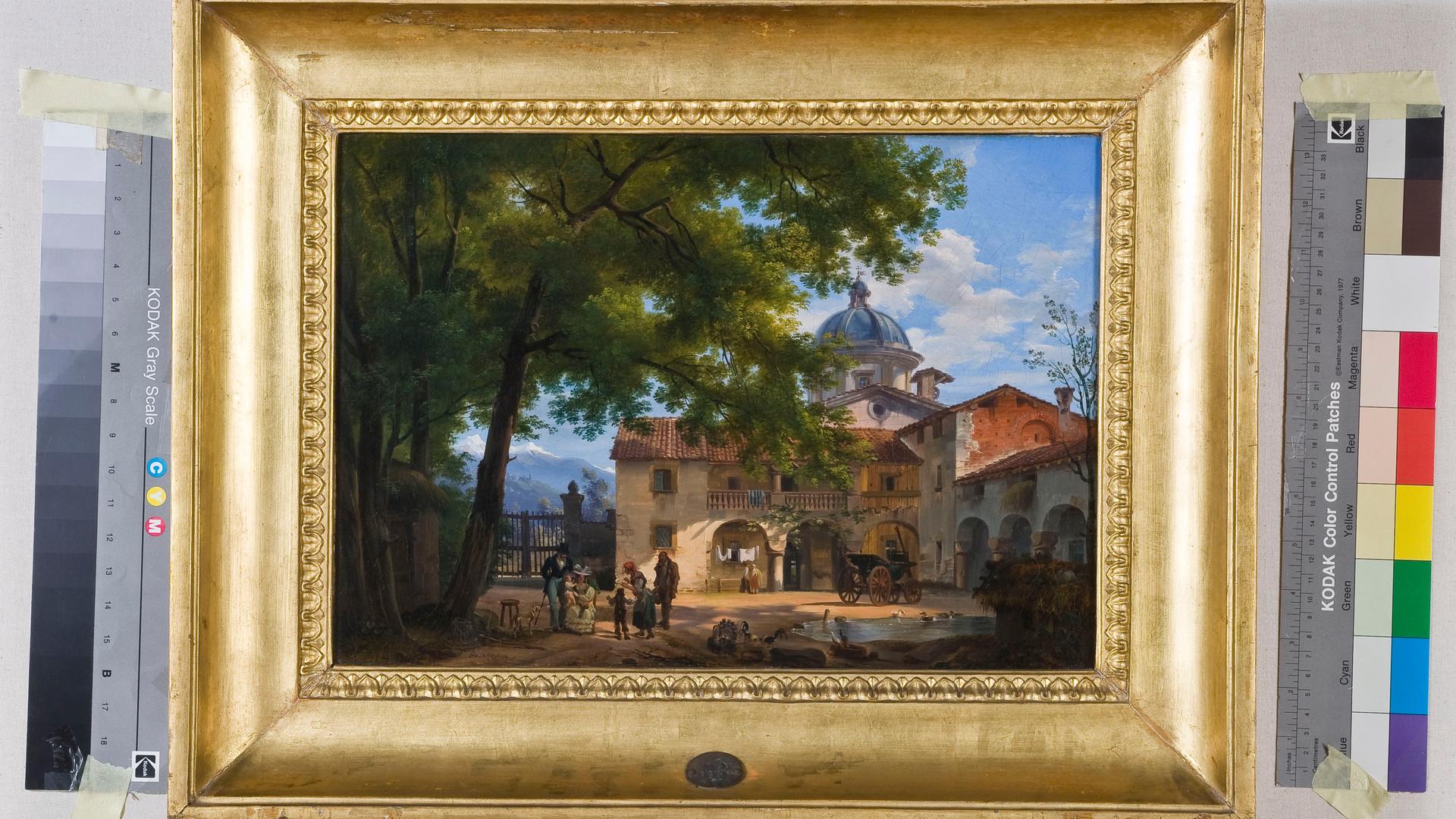 G. Migliara, Sale d'arte Alessandria