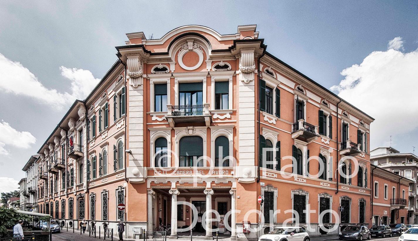 Via Cavour/Via Piacenza, Alessandria