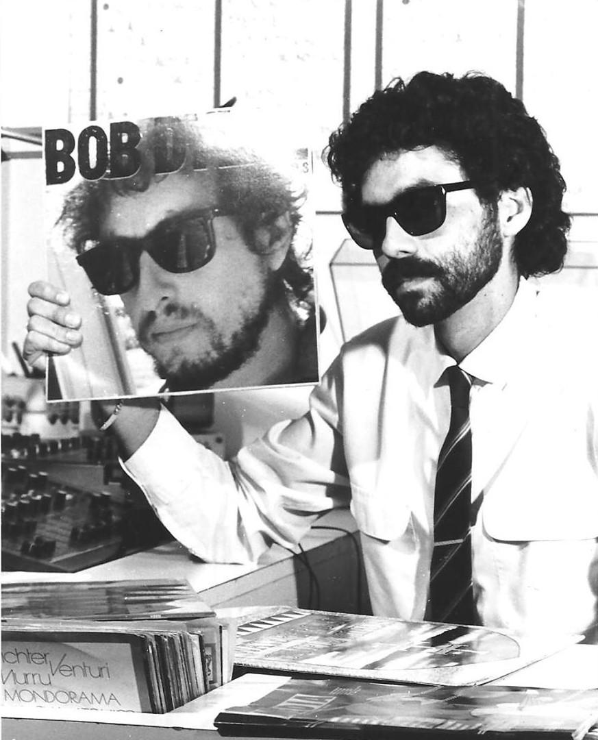 Massimo Cannarella, Radio West, AL