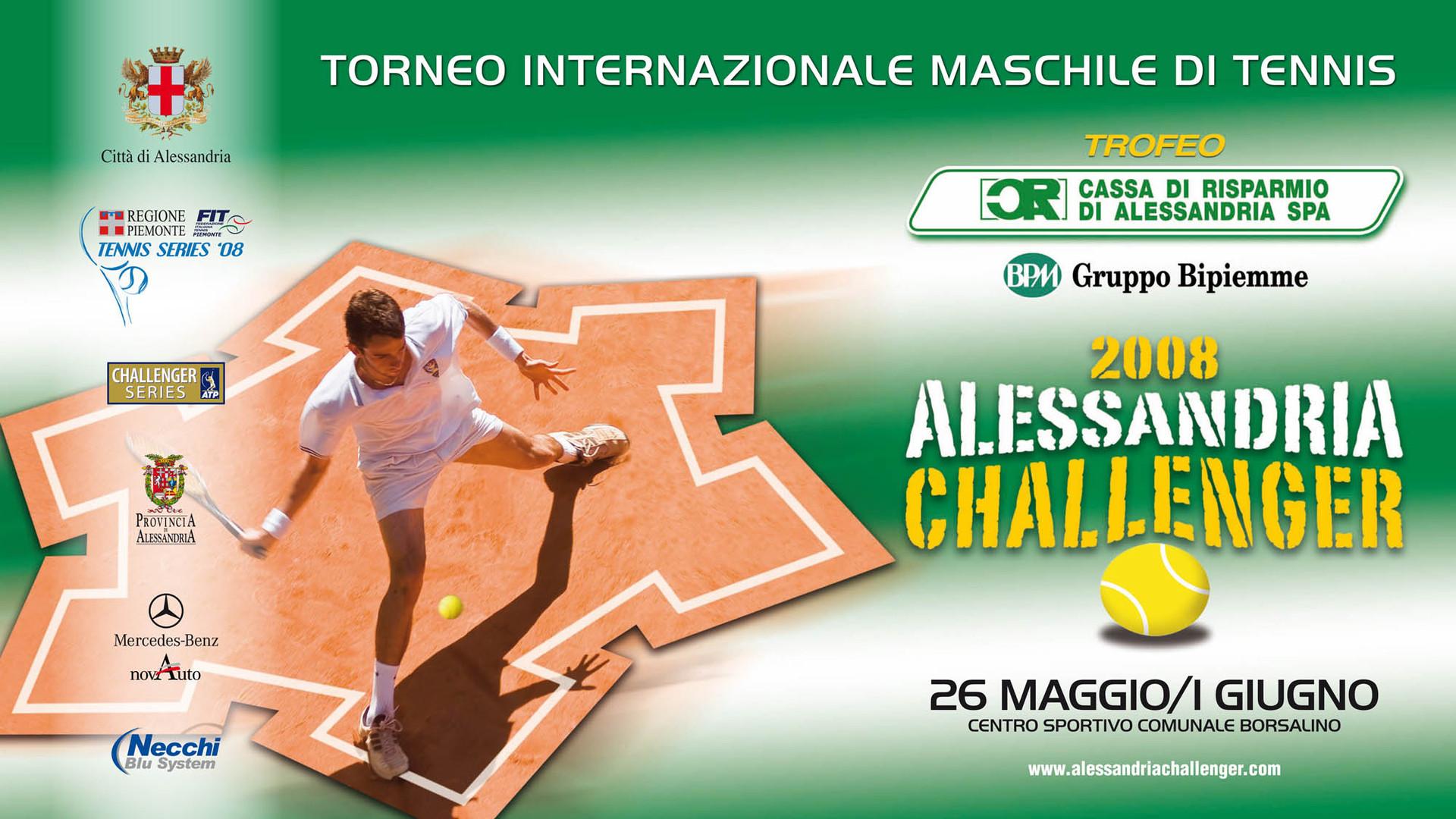 Torneo internazionale di Tennis, Alessandria