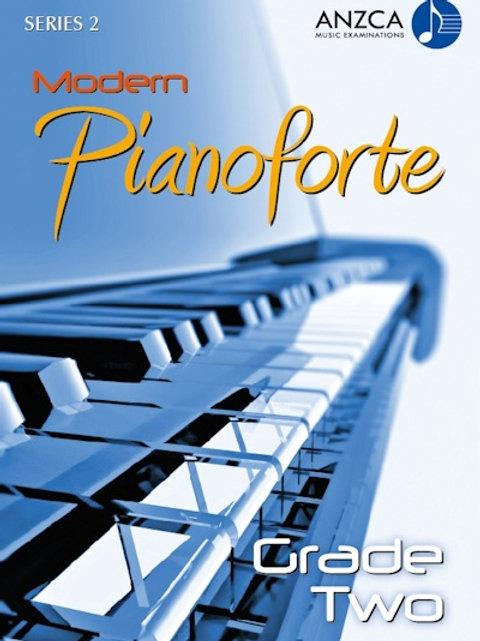 ANZCA Piano - Grade 2