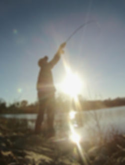 Fly Fishing for Bass in Missouri