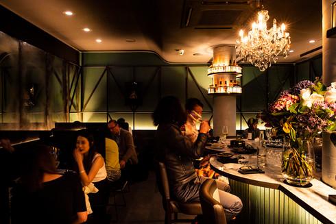 Dining interior