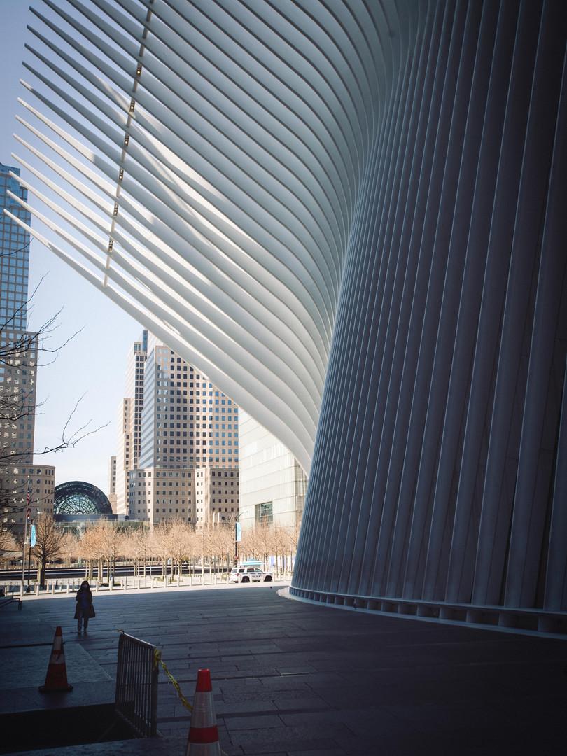 The Oculus, NYC