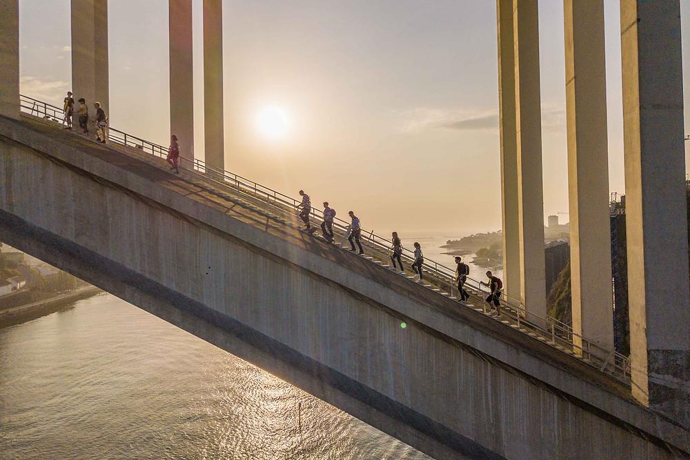 Subir a Ponte