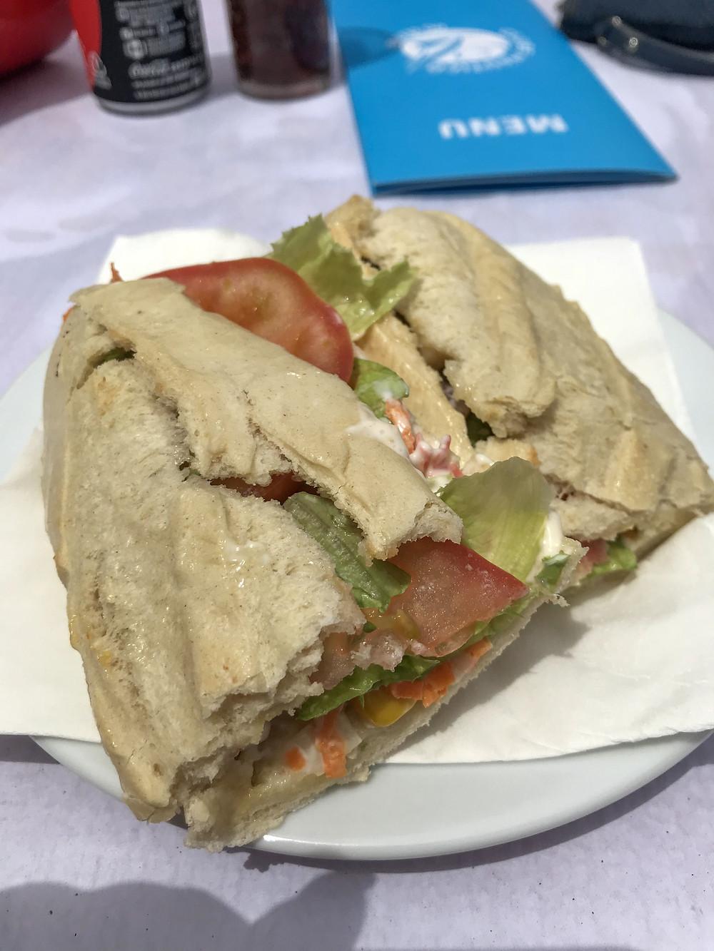 Baguette de Delicias