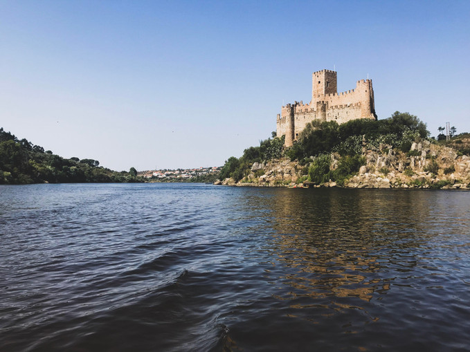 Welcome to - Castelo de Almourol