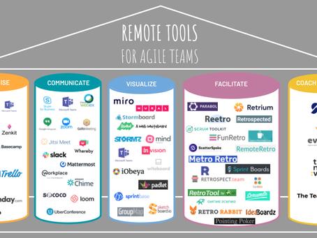 Digital ToolBox for Remote Teams
