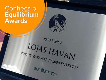 Equilibrium Awards - Valorizando nossos clientes