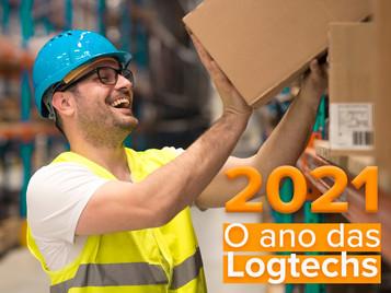 Equilibrium figura entre as logtechs que oferecem soluções disruptivas no report da Distrito