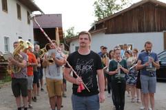 Geburtstagsfeier Seyr Franz