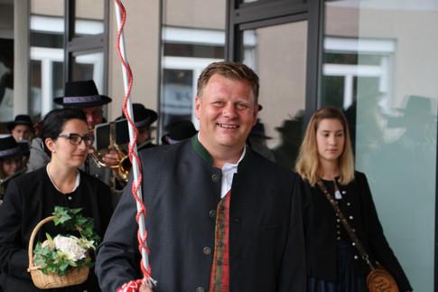 Bürgermeisterangelobung