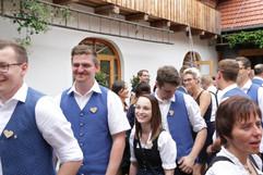 Hochzeit Christine und Jürgen