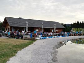 Dämmerschoppen Badesee St. Konrad