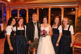 Hochzeit Karin & Jürgen Buchegger