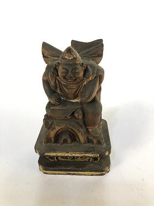 Ebisu carving [SB-S 104]