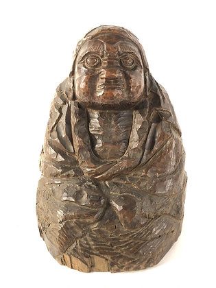 Daruma Statue [SB-B 141]