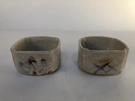 Shino Bowls (set of six) [DW-B 113]