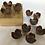 Thumbnail: Shigaraki Bowls (set of ten) [DW-B 140]