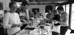 Sushi making party in Oxford