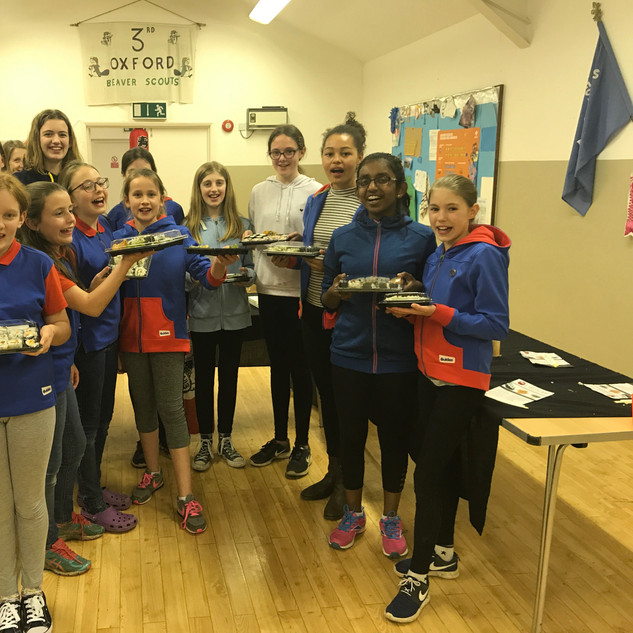Wolvercote Girl Guides