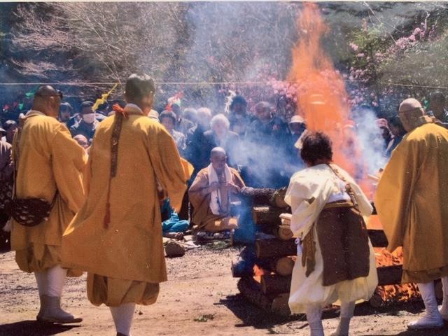 春の大祭(春季会式)