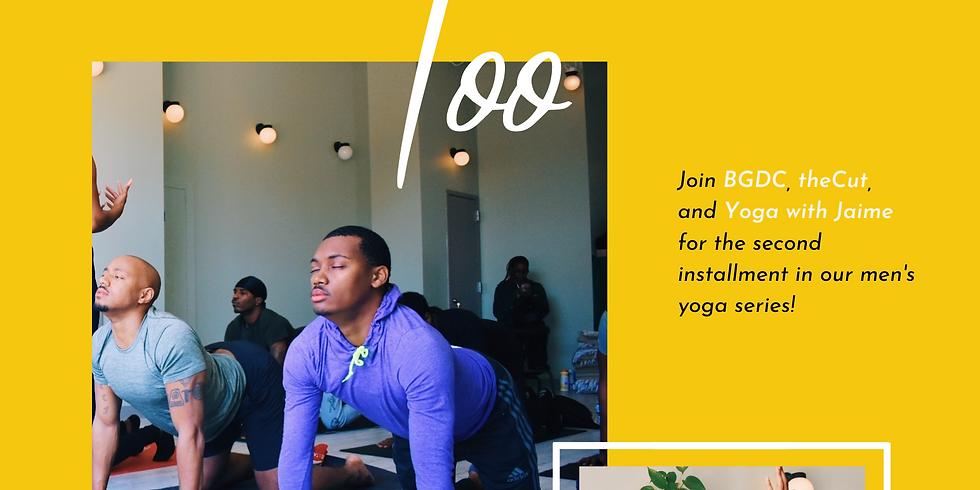 Black Men Yoga Too