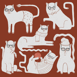 Bored Cats
