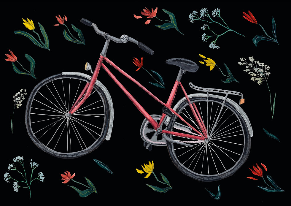 Cykel blommor A3.jpg