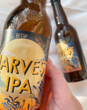 Gothenburg Brew   Harvest IPA