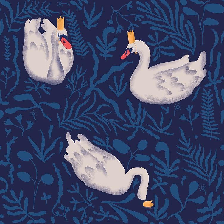 svanarna turkosa mönster 1.jpg