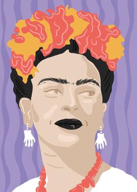 Frida Kahlo 2018