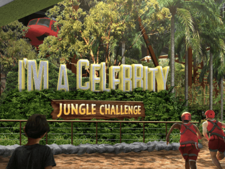 HALO 2020 Consults on ITV's I'm a Celebrity Jungle Challenge