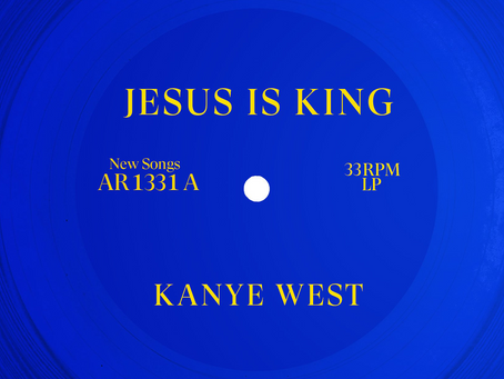 """Jesus is King"" - A Review by Alan Kisaka"