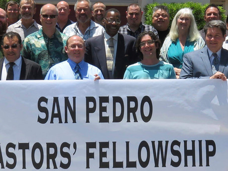 Pastors' Fellowship February Gathering