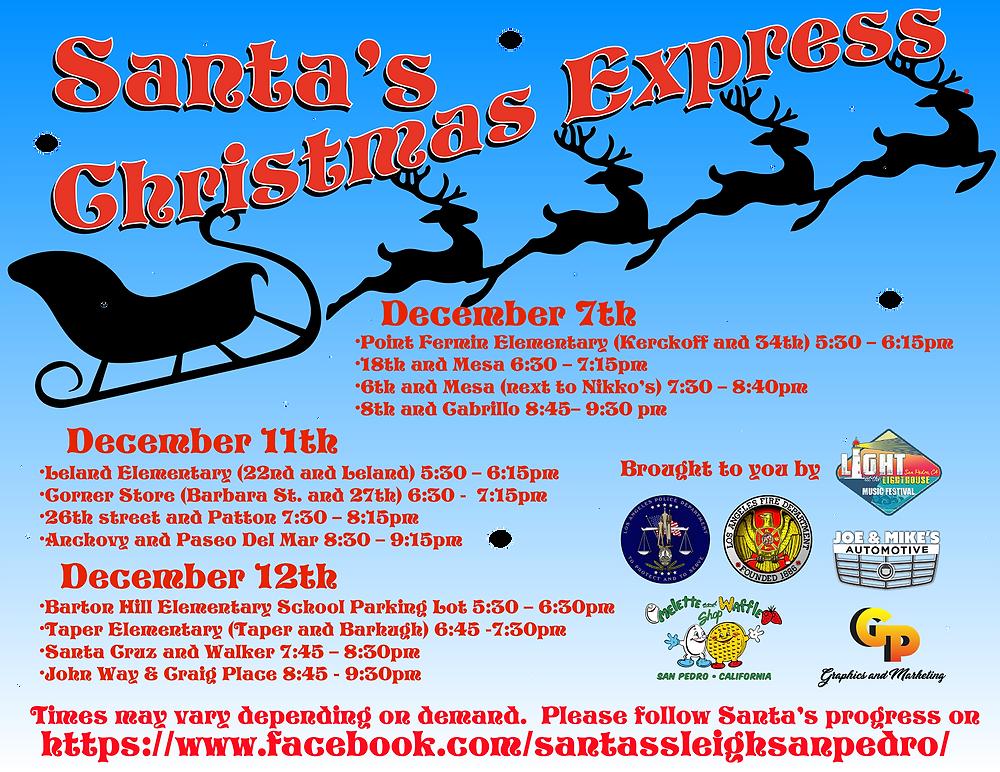 Santa's Christmas Express