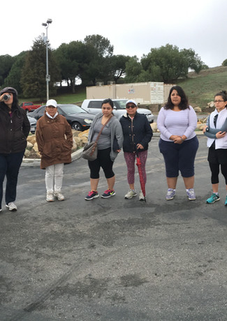 2016 San Pedro Prayer Walk