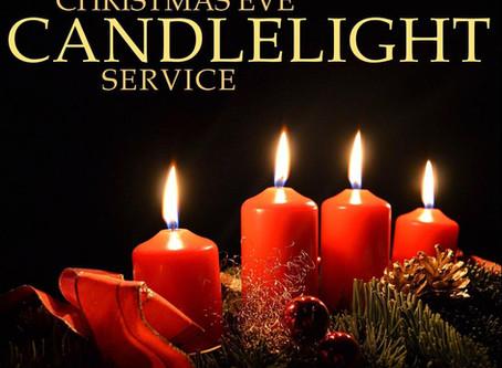 Christ Lutheran Christmas Eve Candlelight Service