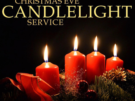 Christ Lutheran Christmas Eve Candlelight Service