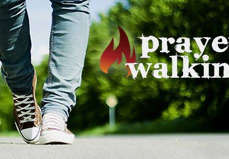 San Pedro Prayer Walk