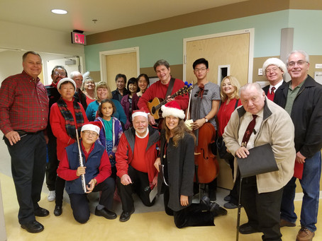 Deck the Halls with Lighthouse Carolers