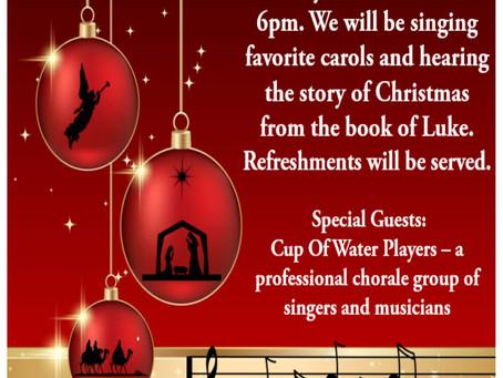 A Community Christian Church Christmas