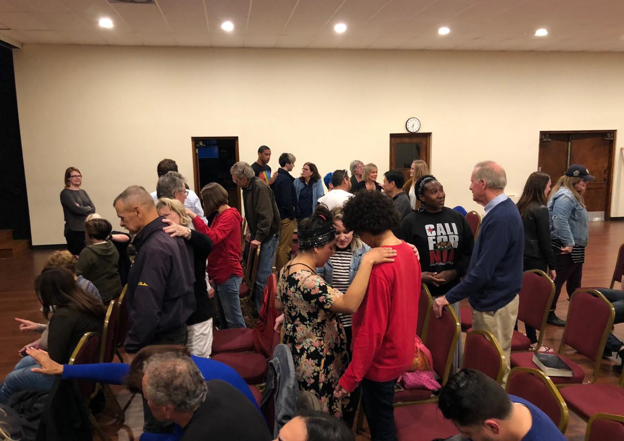 Bethel Prayer Team