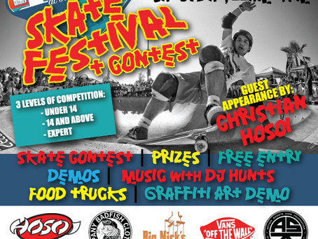 Registration Open for Light at the Lighthouse Skate Festival and Contest