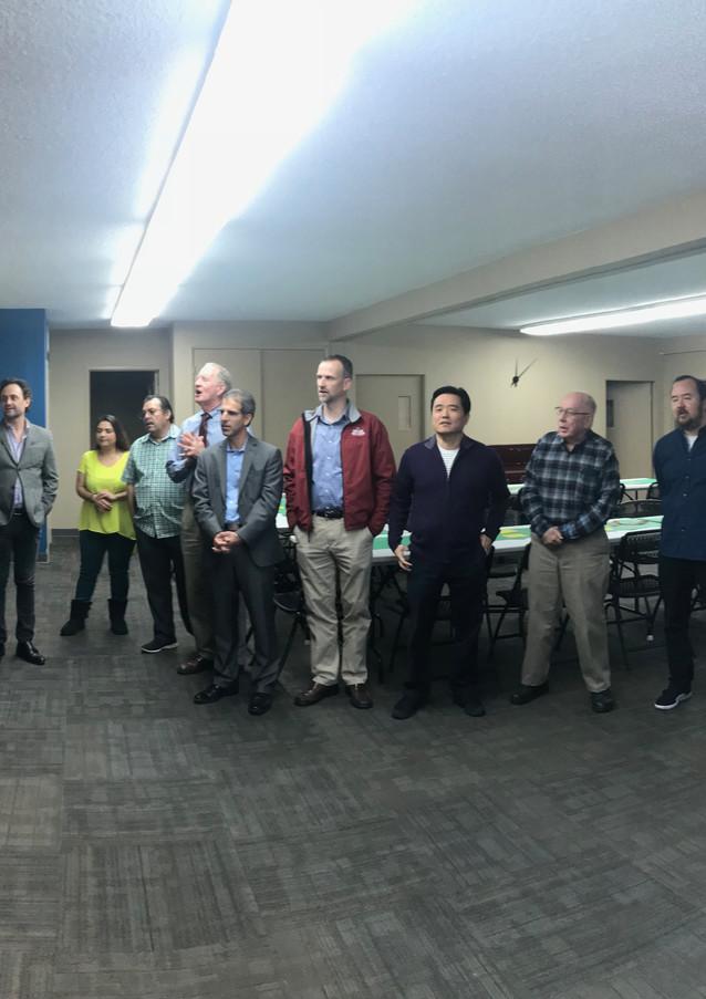 2018 Pastor's Fellowship Oceanview Baptist
