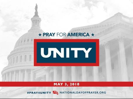National Day of Prayer Observered in San Pedro - May 3rd