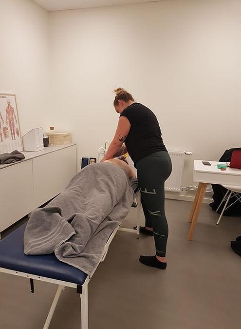 Massage hos Studio Östersund