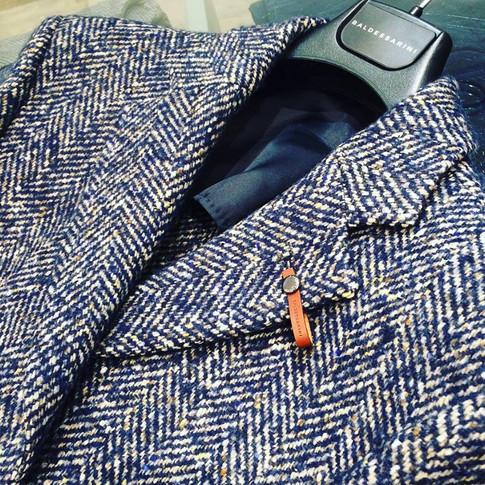 Men's Baldessarini Overcoat Toronto Menswear Theodore1922